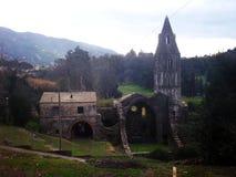 Valle Christi, en historisk pärla arkivfoton