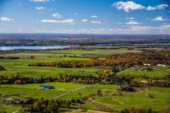 Vallée d'Ottawa Photographie stock libre de droits