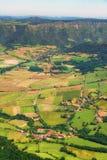 Valle de Aiara Fotografía de archivo libre de regalías