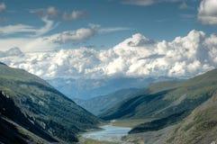 Valle de Akkem foto de archivo