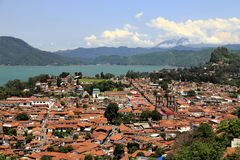 Valle de bravo I royalty free stock photos