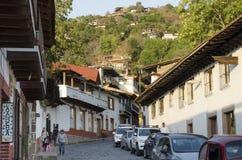 Valle de bravo, México fotos de stock