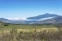Valle de Calchaqui en Tucumán, la Argentina Fotografía de archivo