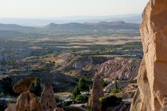 Valle de Cappadocia foto de archivo