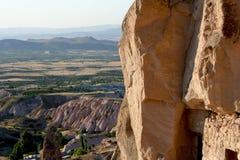 Valle de Cappadocia Imagen de archivo