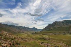 Valle de Chu Fotografía de archivo libre de regalías