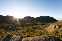 Valle de Conejos Fotografía de archivo libre de regalías