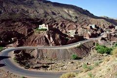 Valle de Dades Imagenes de archivo
