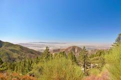 Valle de desatención de Alfalfa Foto de archivo