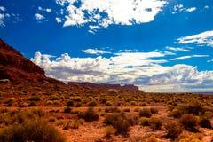 Valle de dioses Foto de archivo