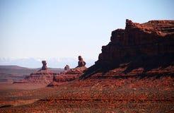 Valle de dioses Fotografía de archivo