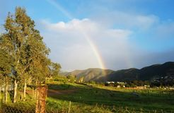 Valle de Gaudelupe στοκ φωτογραφία με δικαίωμα ελεύθερης χρήσης