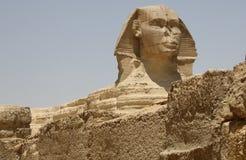 VALLE DE GIZA EN EGIPTO Foto de archivo libre de regalías