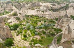 Valle de Goreme Imagen de archivo