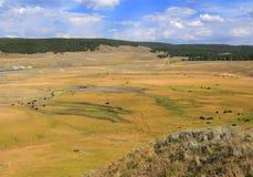 Valle de Hayden Imagen de archivo
