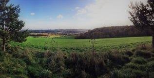Valle de Hughenden, High Wycombe Fotografía de archivo libre de regalías
