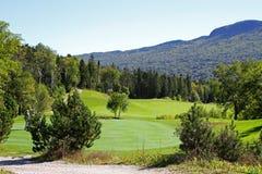 Valle de Humber, centro turístico del golf de Terranova Foto de archivo