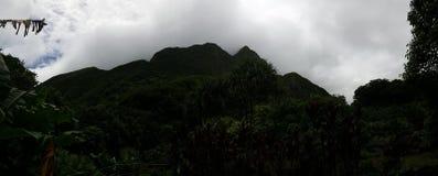 Valle de Iao Foto de archivo