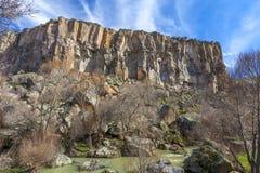 Valle de Ihlara Turquía Imagen de archivo libre de regalías