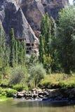 Valle de Ilhara Foto de archivo libre de regalías