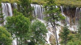 Valle de Jiuzhai Foto de archivo