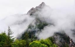 Valle de Jiuzhai Fotos de archivo