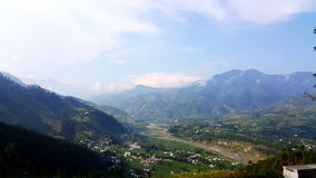 Valle de Khaghan imagenes de archivo