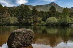 Valle de la Barranca, Barranca valley. stock photos