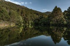 Valle de la Barranca, valle de Barranca fotografía de archivo libre de regalías