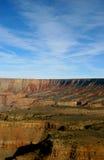 Valle de la barranca magnífica Foto de archivo