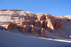 Valle de la Luna Royalty Free Stock Image