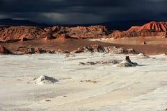 Valle DE La Luna Stock Afbeeldingen