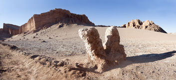 Valle de la Luna Royalty Free Stock Photography