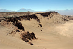 Valle de la Luna, Chile Royalty Free Stock Images