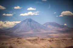 Valle de la Luna Moon Valley Stock Photography