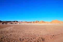 Valle de la Luna Royalty Free Stock Photos