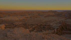 Valle de la Luna, San Pedro De Atacama, Chile royaltyfri foto