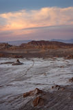 Valle de la Luna (Valley of the Moon) - Chile Stock Photos