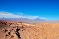 Valle de la Muerte Royaltyfria Bilder