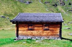 Valle de Ladurns Foto de archivo libre de regalías