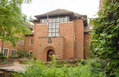 Valle de las oficinas del consejo del caballo blanco Imagenes de archivo