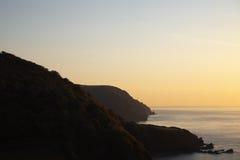 Valle de las rocas Foto de archivo