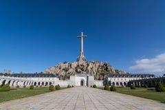 Valle de los Caidos, España Fotos de archivo libres de regalías