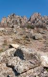 Valle de los fantasmas 2 Imágenes de archivo libres de regalías