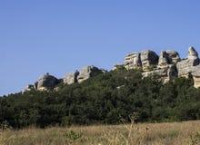 Valle de los fantasmas de las rocas Fotos de archivo