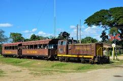 Valle de los ingenios; close to Trinidad, Cuba Stock Photography