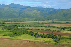 Valle de Los Ingenios, Cuba Immagini Stock Libere da Diritti
