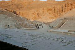 Valle de los reyes Fotos de archivo libres de regalías