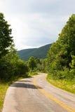Valle de Margaree - bretón del cabo Imagen de archivo libre de regalías