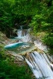 Valle de Nishizawa en Yamanashi, Japón imagen de archivo